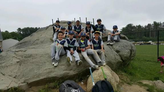 10U ABC Team Picture